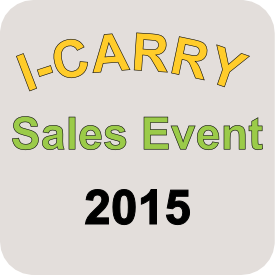 I-Carry 2015 Sales Event