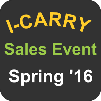 I-Carry 2016 Sales Event